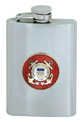 US Coast Guard Flasks (8oz)