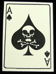 Ace of Spades Death Cards