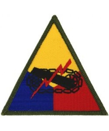 Armored Division Patches