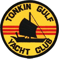Tonkin Gulf Yacht Club Patches