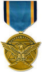 Air Force Aerial Achievement Full Size Medal