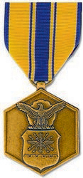 Air Force Commendation Full Size Medal
