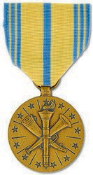 Air Force Armed Forces Reserve Full Size Medal