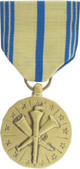 Armed Forces Reserve, National Guard Full Size Medals