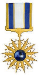 Air Force Distinguished Service Full Size Medal