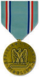 Air Force Good Conduct Full Size Medal