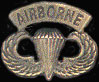 Airborne Paratrooper Army Hat Pins