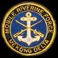 Mobile Riverine Force Navy Hat Pins