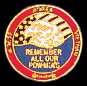 POW/MIA Remember Hat Pins