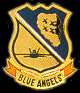 Blue Angels Navy Hat Pins