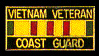 Vietnam Coast Guard Hat Pins