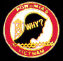 POW/MIA Why Hat Pins