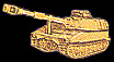 Self Propelled Howitzer Hat Pins
