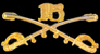 15th Cavalry Hat Pins