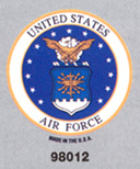 United States Air Force Magnets