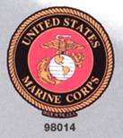 US Marines Magnets