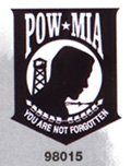 POW/MIA Magnets