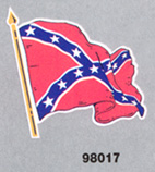 Confederate Flag Magnets