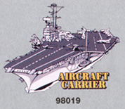 Aircraft Carrier Magnets