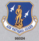 Air National Guard Magnets