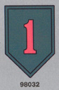 1st Infantry Division Magnets