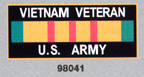 Vietnam Veteran Army Magnets