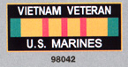 Vietnam Veteran Marines Magnets