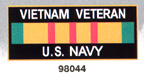 Vietnam Veteran Navy Magnets