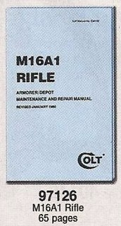 M16A1 Rifle Manuals
