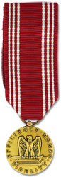 Army Good Conduct Anodized Mini Medal