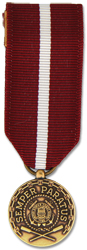 Coast Guard Good Conduct Anodized Mini Medal