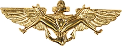 US Navy Bush Wings