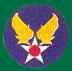 Army Air Corps Patches