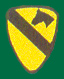 US Army 1st Cavalry Division Patches