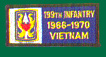 199th Infantry Brigade Vietnam Patches