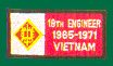18th Engineers Brigade Vietnam Patches