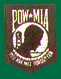 POW/MIA 3 inch Patches