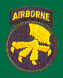 US Army 17th Airborne Division Patches