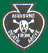 Airborne Spade Patches