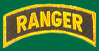 Ranger Tab Patches