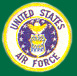 US Air Force Patches