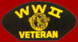 WW II Veteran Patches