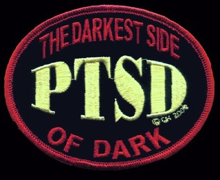 The Darkest Side Of Dark PTSD Patches