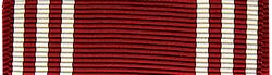 Army Good Conduct Medal Ribbon Bar