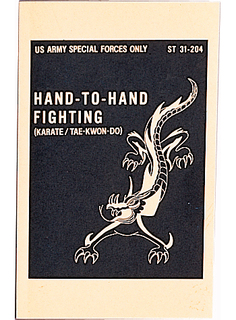 Hand to Hand Fighting Military Manuals