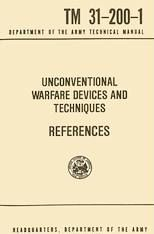 Unconventional Warfare Military Manuals