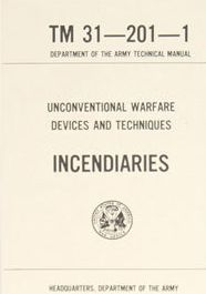 Unconventional Warfare Devices & Techniques Military Manuals