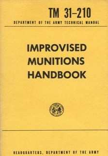 Improvised Munitions Military Manuals